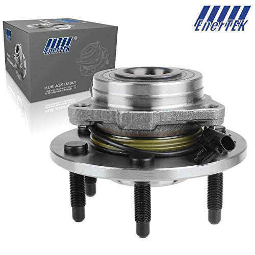2007-2013 Chevrolet 4WD Front Left / Right Wheel Hub Bearing Assembly for 2007-2013 Cadillac Escalade, 2007-2013 Chevrolet, 2007-2013 GMC Gmc Yukon Denali Front Wheel