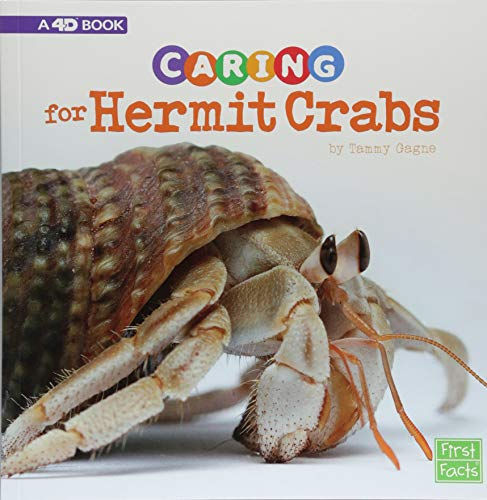(Caring for Hermit Crabs: A 4D Book (Expert Pet Care))
