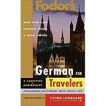 Fodor's German for Travelers (Audio Set)