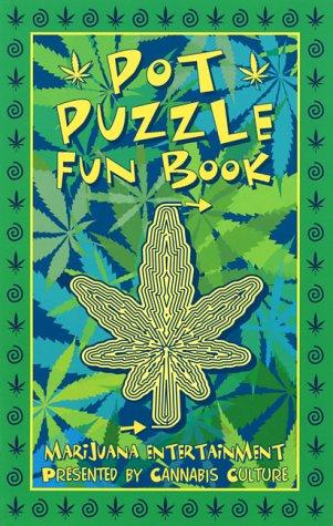 Pot Puzzle Fun Book: Marijuana Entertainment pdf epub