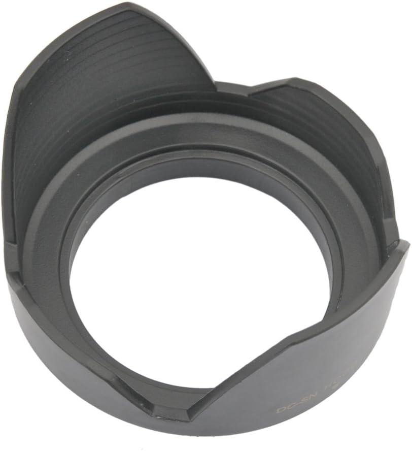 DWL/® 67mm Flower Petal Crown Lens Hood Screw Mount For Any Lenses With Thread 67mm *** UK SELLER***