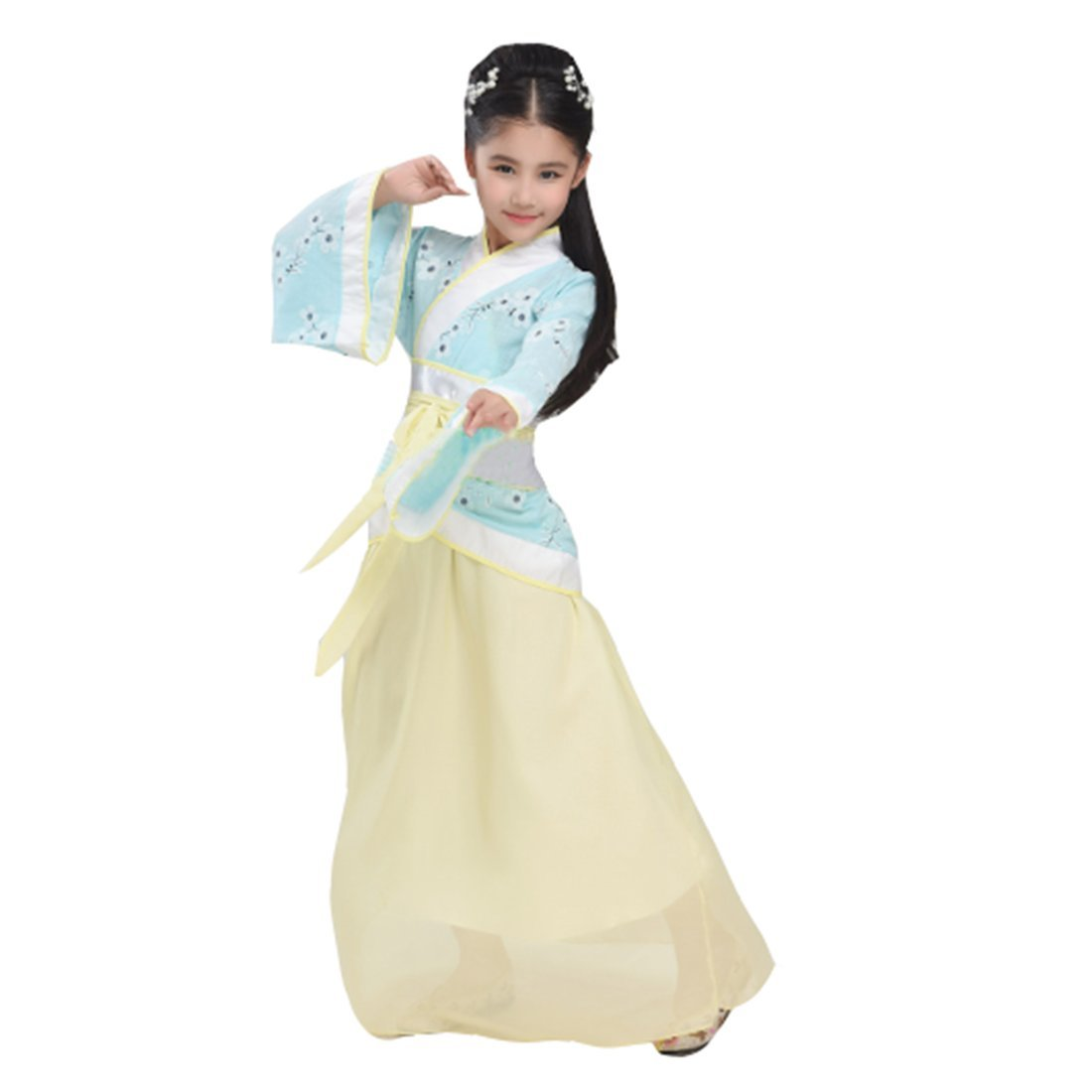 ... Ez-sofei Girls Ancient Chinese Traditional Hanfu Dress Han Dynasty  Costume ... 4d05549f7