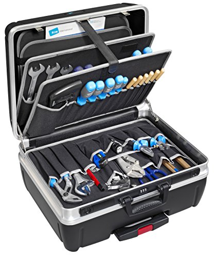 Price comparison product image B & W North America 115.04-P Rhino Tool Case With Pockets Trolley Flight Ready