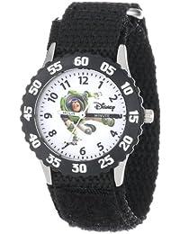 """Disney Kids 'w000060Toy Story 7,6cm Buzz Lightyear""""tiempo de acero inoxidable Maestro Reloj"""