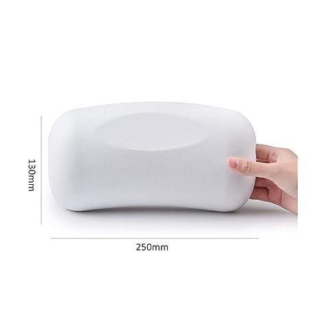 Accessori Da Bagno Con Ventosa.Annspa Cuscino Di Bagno Vasca Da Bagno Accessori Bagno Morbido Con Ventosa Forte Per Rilassare Testa E Collo