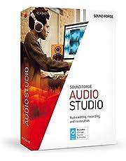 SOUND FORGE Audio Studio - Version 12 - audio editor including mastering plug-in