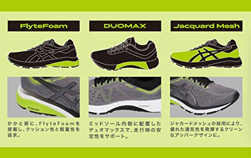 ASICS(アシックス) GT-1000 7 RUNNING FOOTWEAR ROAD (1012A030)
