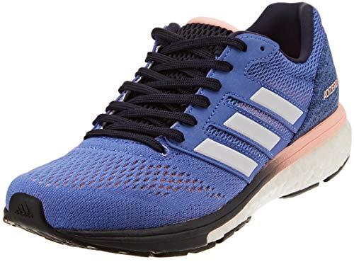 Lilrea adidas Running Zapatillas W 000 Boston de 7 Multicolor Ftwbla Adizero para Tinley Trail Mujer 0rwF0P