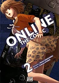 Online the comic, tome 2 par Kyoka