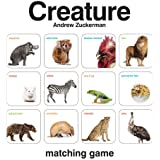 Creature Matching Game