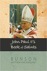 John Paul II's Book of Saints