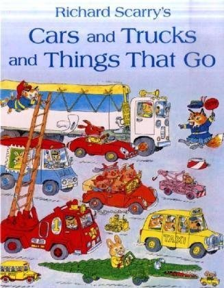 Cars and Trucks and Things That Go ebook