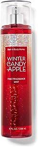 Bath and Body Works Fine Fragrance Mist - 8 fl oz Full Size - Winter Candy Apple