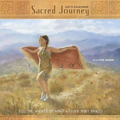 Sacred Journey 2013 Calendar by Brush Dance