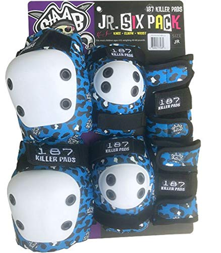 187 Killer Pads - Junior Pad Set - Staab Signature - Pads Killer 187