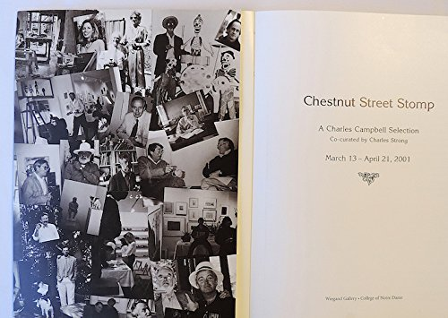 Read Online Chestnut Street Stomp: A Charles Campbell Selection Co-Curated by Charles Strong pdf