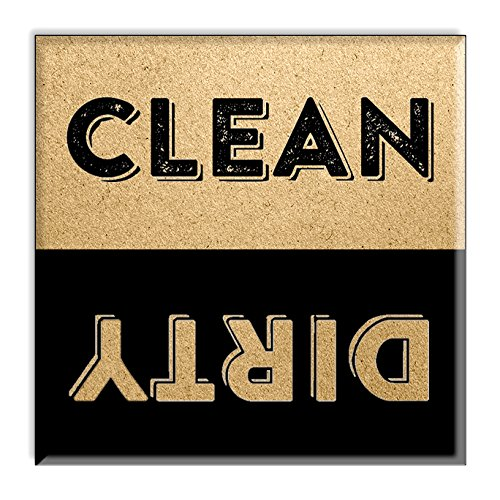 clean dirty magnet printable pdf