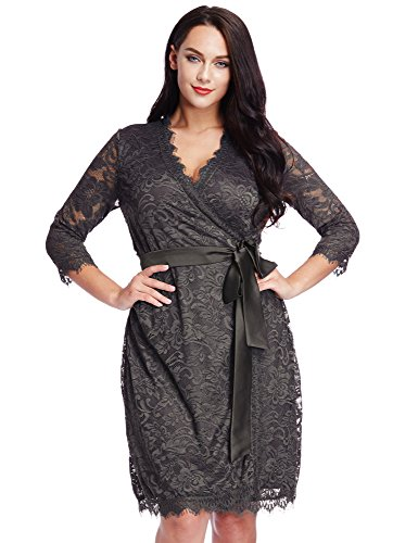 LookbookStore Womens Sleeves Formal Dress