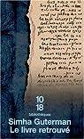 Le Livre retrouvé par Guterman