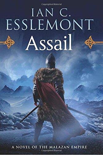 Assail (Malazan Empire, #6) - Ian C. Esslemont