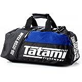 Tatami jiu-jitsu Gear Sac Bleu Sac fourre-tout Sac à dos BJJ de sac d'entraînement