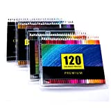 Colored Pencils 120-Pack,Great Art School Supplies For Kids & Adults Coloring Books's coloring pencils 120