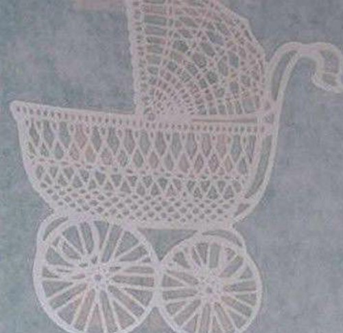 Baby Stroller Vintage Style - 3