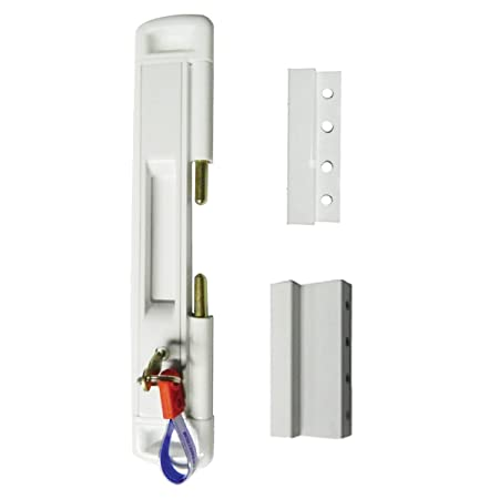 Cal Slide Lok Sliding Patio Door Lock For Single Doors With 2 Keep