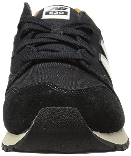 New Balance 520, Baskets Homme Noir