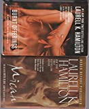 Laurell K. Hamilton - Set Of 6 Books - Micah - Burnt Offerings - The Laughing Corpse - The Killing Dance - A Stroke Of Midnight - Divine Misdemeanors.
