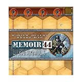 Days of Wonder Memoir '44: Winter/Desert Board Map