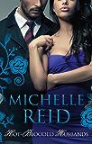 Hot-Blooded Husbands - 3 Book Box Set