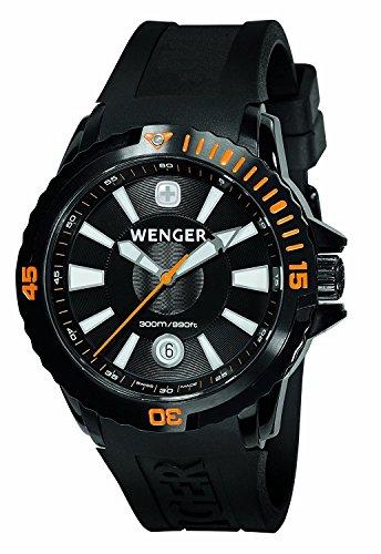 WENGER watches GST Diver 78275 Men's [regular imported goods]
