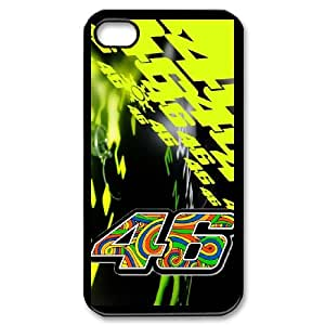 iPhone 4 4s Cases Cell Phone Case Cover Valentino Rossi 46 5R56R812391