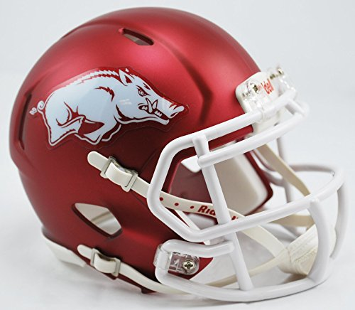 NCAA Arkansas Razorbacks Speed Mini Helmet - Arkansas Razorbacks Mini Helmet