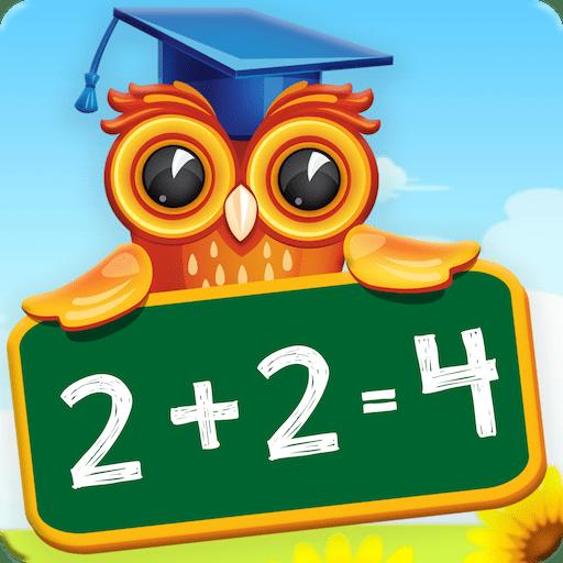 Kids Math Games - Add, Subtract, Multiplication -