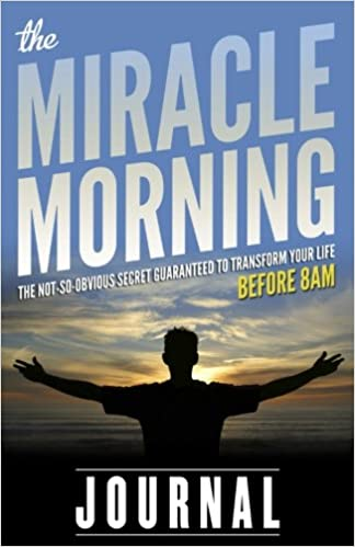 The Miracle Morning Journal - Hal Elrod