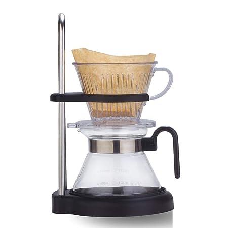 Chunxia Set de Tazas de Filtro de café 350m Cafetera +102 Papel de ...
