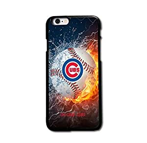 Tomhousomick Custom Design Forever MLB Chicago Cubs Team Case Cover for iPhone 6 4.7 inch
