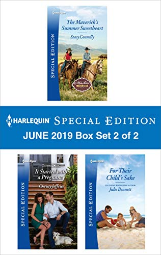 Harlequin Special Edition June 2019 - Box Set 2 of 2 (Montana Mavericks) (New Special Edition Box)