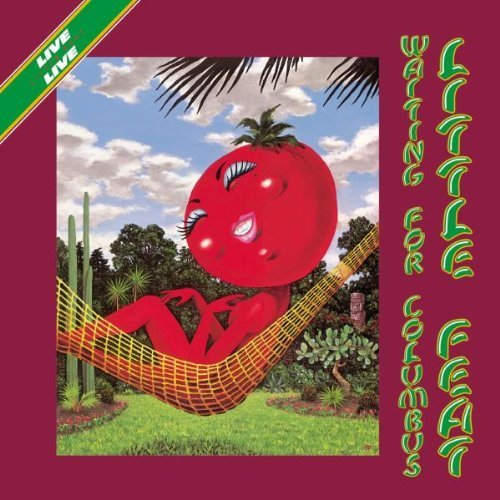 Waiting for Columbus by Little Feat Live, Original recording reissued, Original recording remastered edition (2002) Audio CD