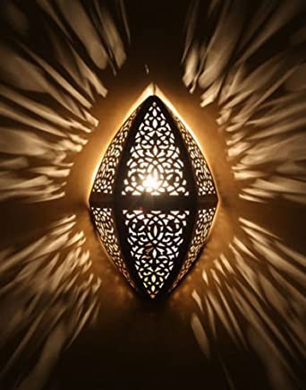 Antique engraved brass moroccan wall light home restaurant wall antique engraved brass moroccan wall light home restaurant wall decor ideas aloadofball Choice Image