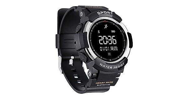 Zerone Fitness Tracker Reloj deportivo IP68 impermeable al aire ...