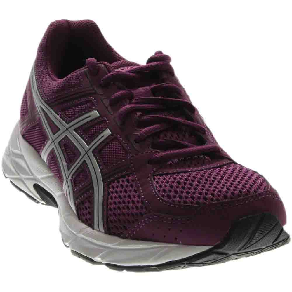 ASICS Women's Gel-Contend 4 Running Shoe B01N0B516F 7 B(M) US|Prune/Silver/Black