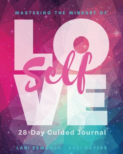 Mastering Mindset Self Love Guided Journal product image