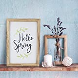 Farmhouse Wall Decor Signs With 6x Inspirational