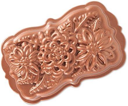 Nordic Ware 93148 Wildflower Copper