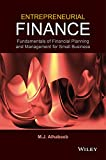 img - for Entrepreneurial Finance: Fundamentals of Financial Planning and Management for Small Business book / textbook / text book