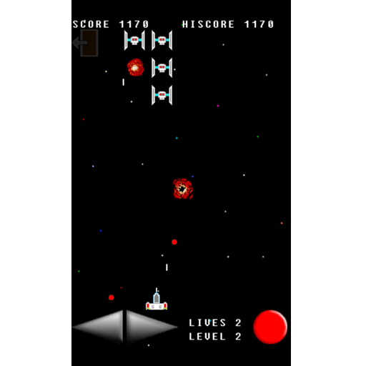 spaceship-fight