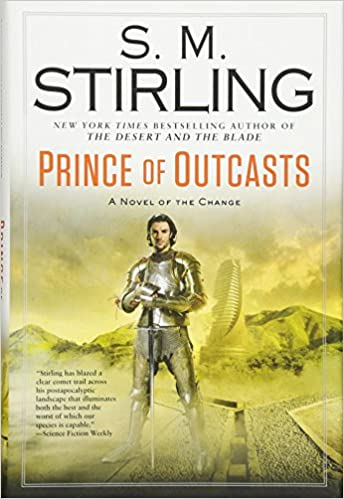 Book Prince of Outcasts (Change)